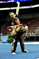 Brianna Foster, Joseph McGraw - 12-18 mixed pair