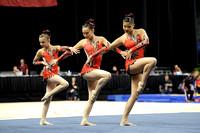 Eily Corbett, Sydney Wu,  Nicole Yamamoto
