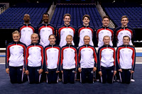 Tumbling Senior National Team