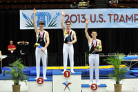 Junior Men Trampoline