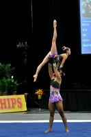 Maren Merwarth & Jessica Rentera - AGSA - Jr. Women's Pair
