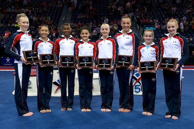 The U.S. Women's Junior National Team