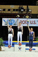 Senior Men Trampoline
