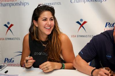 2012 Olympian Julie Zetlin