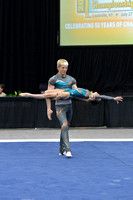Lydia Webb & Axel Osborne - WOGA - Jr. Mixed Pair