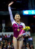 Kyla Ross - 2013 Secret U.S. Classic Senior all-around champion