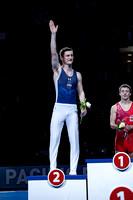 Jeffrey Gluckstein - Senior Men's Silver Medalist