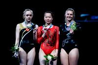 Women's Junior Trampoline Medalists
