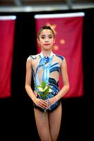 Lili Mizuno - Junior all-around champion
