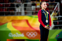 Madison Kocian - 2016 Olympic uneven bars silver medalist