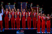Men's team champions
