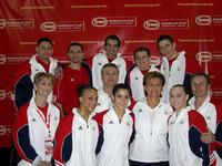 The USA delegation