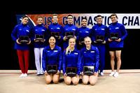 Senior Trampoline National Team