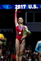 Alyona Shchennikova - Senior All-Around Champion