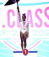 Simone Biles - Senior All-Around Champion