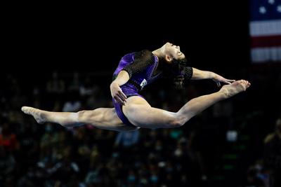 USA Gymnastics: May 22 - GK U.S. Classic Senior Session 2 &emdash; Kayla DiCello
