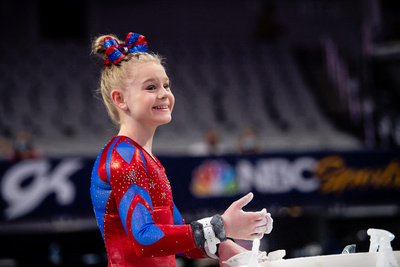Ella Kate Parker (Cincinnati Gym)