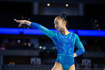 Katelyn Jong (Metroplex Gym)