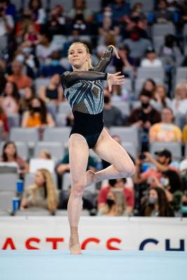 Jade Carey (Arizona Sunrays)