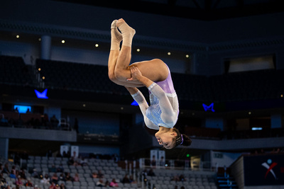 Sydney Barros (World Champions)