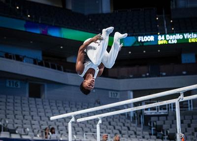 Chase Davenport-Mills (Roswell Gymnastics)