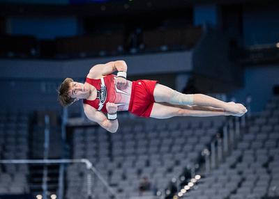 Asher Cohen (5280 Gymnastics)