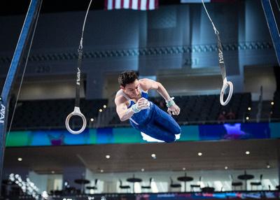 Aaron Stein (Houston Gym Center)