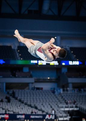 Ignacio Yockers (Pride Gymnastics)