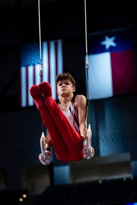 Dylan Shepard (Gymnastics USA)