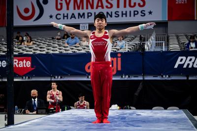 Toma Murakawa (Gym Olympica)