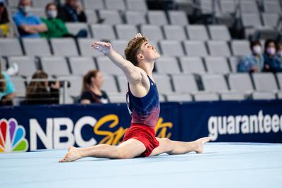 Cole Partridge (USA Gym World)
