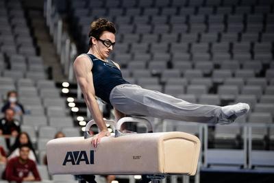 Stephen Nedoroscik (Penn State)