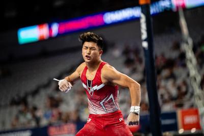 Yul Moldauer (5280 Gymnastics)