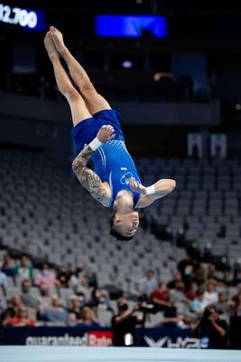 Timothy Wang (Air Force)