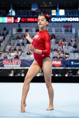 Gabriella Van Frayen (Gym X-Treme)