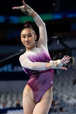 Kailin Chio (Gymcats)