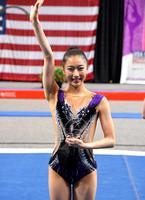Elena Shinohara - Rhythmic Gymnastics Sportsperson of the Year