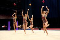IK School of Gymnastics Senior