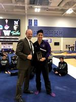 Nathan Tsuji (Washington) - Collegiate Outstanding Senior