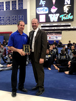 Jeff Robinson (Air Force) - Varsity Coach of the Year