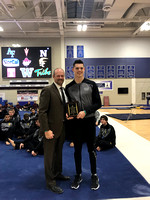 Griffin Antle (William & Mary) - Varsity Outstanding Senior