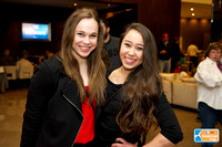 Former American Cup Champions Rebecca Bross and Katelyn Ohashi