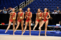 Senior Rhythmic Group (Rhythmic Dreams)