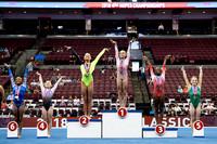 Age 12-13 podium