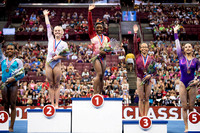 All-Around medalists