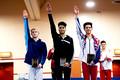 Junior Pommel Horse Medalists
