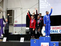 Floor Exercise medalists