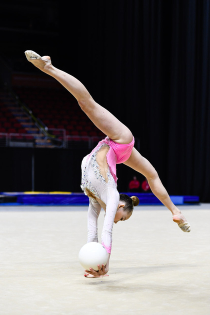 USA Gymnastics: July 4 - Senior B & Junior Rhythmic Day 1 &emdash;