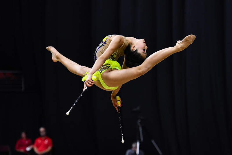 USA Gymnastics: July 5 - Senior Elite Combined Day 2 &emdash;