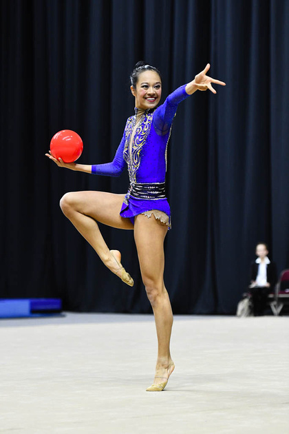 USA Gymnastics: July 6 - Rhythmic and Senior Elite Combined Day 3 &emdash;
